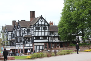Old buildings of Coventry